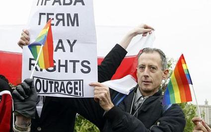 Slavic Pride: Thank you Mayor Luzhkov by Peter Tatchell